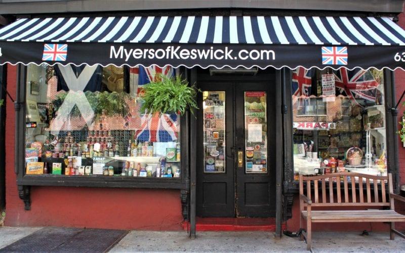 Myers of Keswick